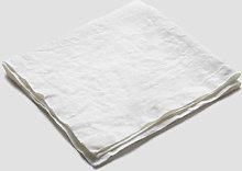 Piglet White Linen Napkin | 100% Natural