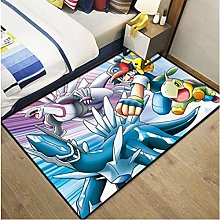 Pikachu Anime Boy Cute Cartoon Carpet Living Room