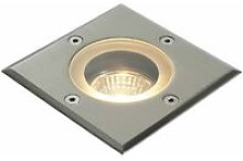 Pillar - Outdoor Square IP65 50W Polished