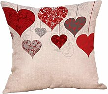Pillow Cases Valentine's Day Soft and Cozy