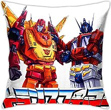 Pillow Covers Anime & Optimus Prime and Rodimus