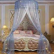 Pillowcase Large Romantic Mosquito Net Round Dome