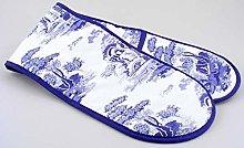 Pimpernel - Spode Blue Italian Oven Gloves