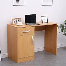 Pine Computer Desk PC Laptop Table Home Office
