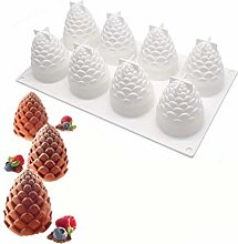 Pine Cone Silicone Mousse Cake Mould Cheesecake