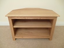 Pine Corner TV unit, stand or cabinet, 1000mm with