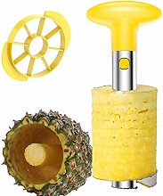 Pineapple Corer and Slicer,Pineapple Cutter 2 in 1