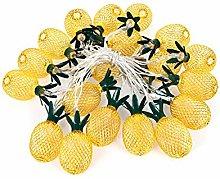 Pineapple Fairy Led String Light Wedding Party