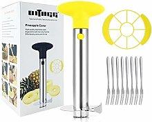 Pineapple Peeler and Corer Slicer Cutter,