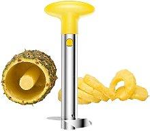 Pineapple Peeler, Stainless Steel Pineapple Corer