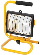 Pinette Yellow Plug-In Outdoor Work Light Sol 72