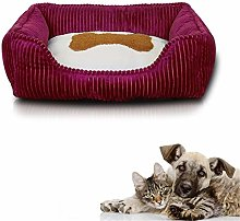 pinghub Small Dog Bed Pet Bed Dog Beds Kitten Bed