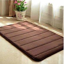 PiniceCore Water Absorption Rug Bathroom Mat