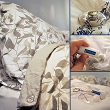 PinionPins Magnetic Duvet Clips and Comforter