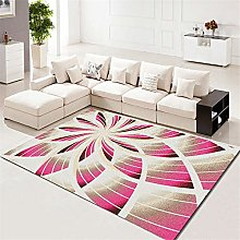 Pink Cheap Extra Large Rugs Modern minimalist 3D