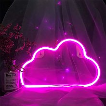 Pink Cloud Neon Light LED Pink Cloud Neon Signs