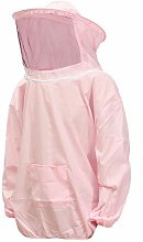 (Pink) Combination of beekeeping with detachable