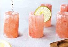 Pink Crystal Tequila Himalayan Salt Shot Glass