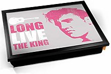 Pink Elvis Long Live The King Legend Icon Tribute
