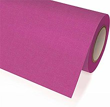 Pink Fabric Tablecloth Roll 1.2 x 25 m
