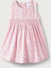 Pink Floral Smocked Dress (2-6yrs), Pink, 2-3yrs
