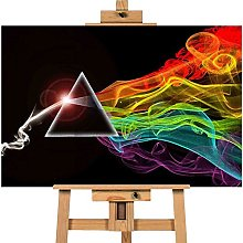 Pink Floyd Dark Side of the Moon 40x30 inches |