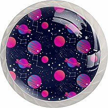 Pink Galaxy Background | Modern Minimalist