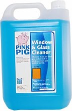 Pink Pig Window & Glass Cleaner 5L