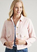 Pink Swing Denim Jacket - 10