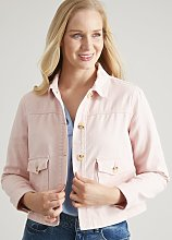 Pink Swing Denim Jacket - 20