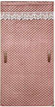 Pink Thermal Curtain Linings 90x210cm/35.5x82.7in