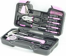 Pink Tool Kit 38pc