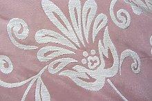 Pink/White Floral Chenille Prestigious Textiles