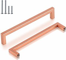 PinLin 15 Pack Stainless Steel Cabinet Pulls Hole