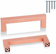 PinLin 20 Pack Kitchen Door Handles Copper 90mm