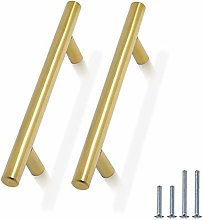 PinLin 5 Pack Cabinet Handles Hole Centre 224mm