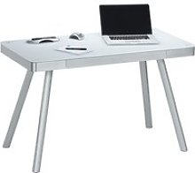 Pinza Executive Glass Desk, Free Standard Delivery