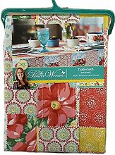 Pioneer Woman Tablecloth Patchwork 60 x 102