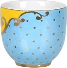 PiP Studio Royal Egg Cup with Egg Cup-Blue-Royal