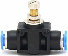 Pipe Fittings & Accessories 10pcs Throttle Valve