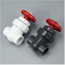 Pipe Fittng 1pc I.D 20/25/32/40mm UPVC Gate Valve