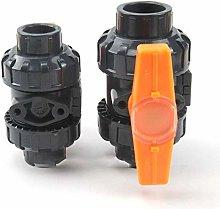 Pipe Fittng I.D 20~110mm UPVC Ball Valve
