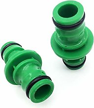 Pipe Hose Irrigation Fitting Kit 2-Way Quick