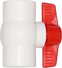 Pipe Hose Irrigation Fitting Kit 40mm PVC Ball