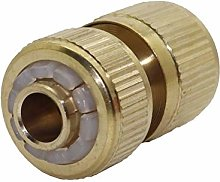 Pipe Hose Irrigation Fitting Kit Brass 1/2""