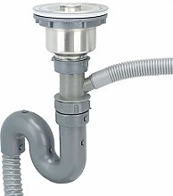 Pipe Sink Single Tank Pipe Fittings Expandable