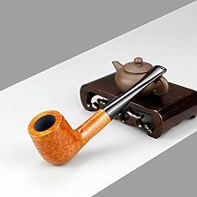 Pipe Wood Pipe 74 Tools Free Straight Smoking Pipe