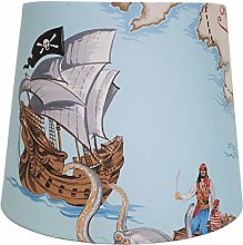 Pirate Lampshade for Ceiling Light Shade Kids Boys