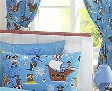 Pirates duvet cover set & matching curtains option