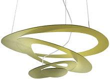 Pirce Micro Pendant by Artemide Gold